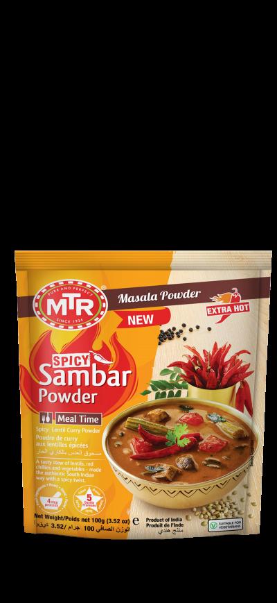 Spicy Sambar Powder_100g